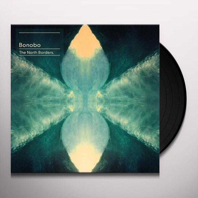Bonobo NORTH BORDERS Vinyl Record - UK Import