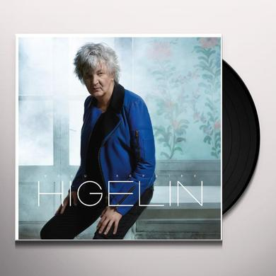 LP 2013-JACQUES HIGELIN Vinyl Record