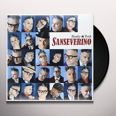 Sanseverino HONKY TONK Vinyl Record
