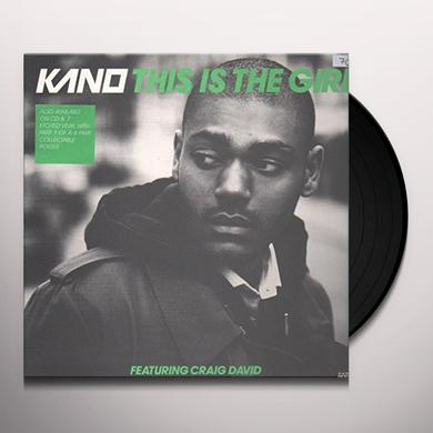 Kano THIS IS THE GIRL Vinyl Record - UK Import