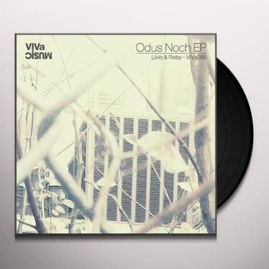 Livio & Roby ODUS NOCH EP Vinyl Record - UK Import