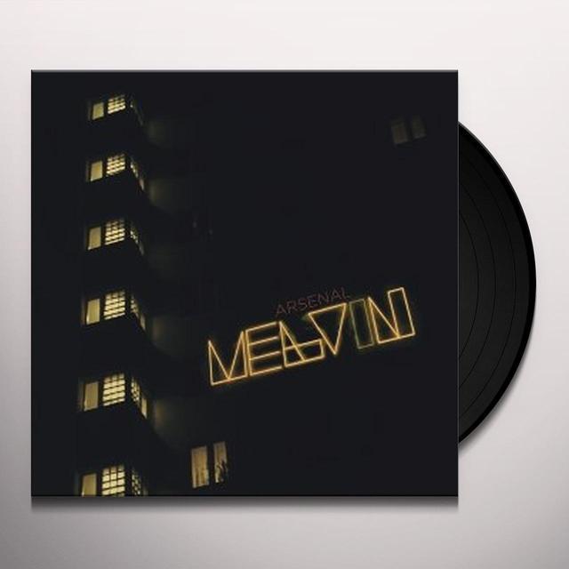 Arsenal MELVIN Vinyl Record - Sweden Import
