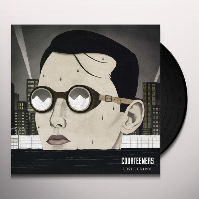 Courteeners LOSE CONTROL Vinyl Record - UK Release
