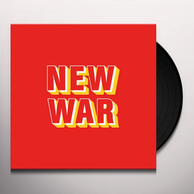 NEW WAR Vinyl Record