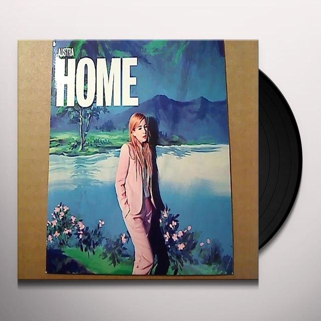Austra HOME Vinyl Record - Canada Import