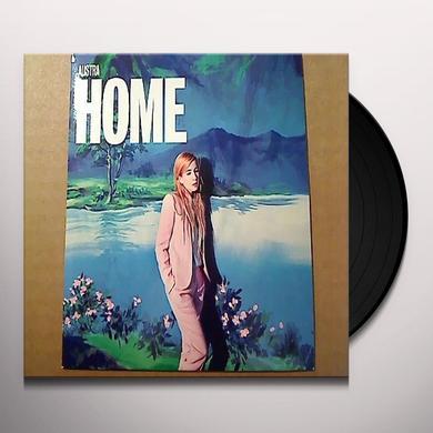 Austra HOME Vinyl Record - Canada Import