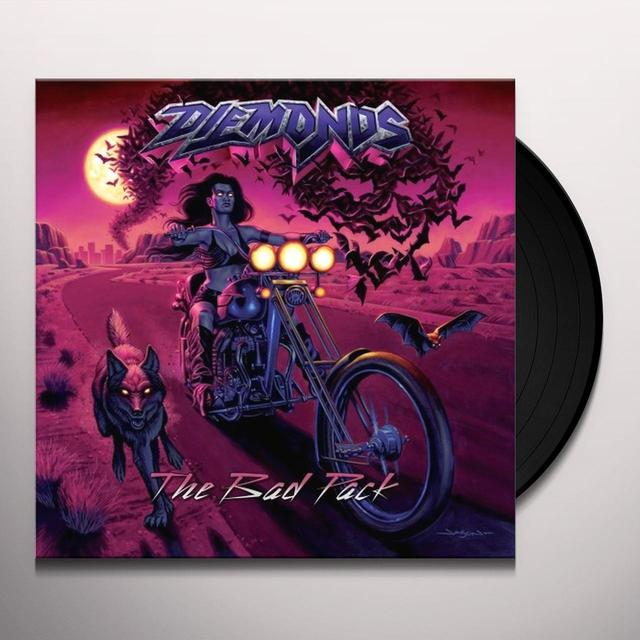 Diemonds BAD PACK Vinyl Record