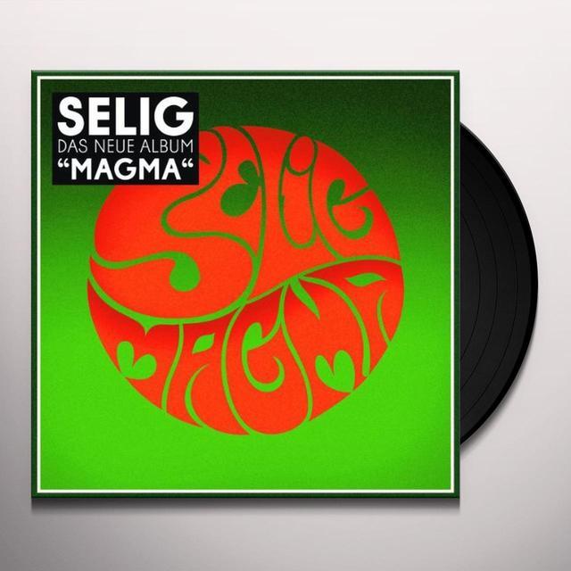 Selig MAGMA Vinyl Record