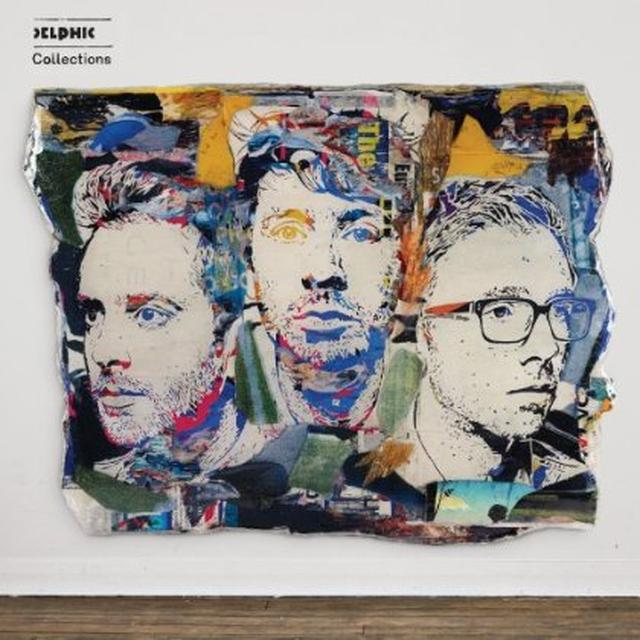 Delphic COLLECTIONS Vinyl Record - Sweden Import