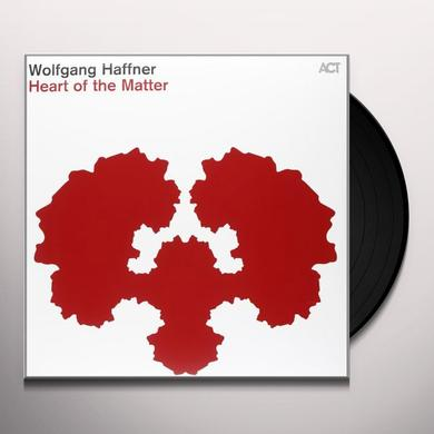 Wolfgang Haffner HEART OF THE MATTER Vinyl Record