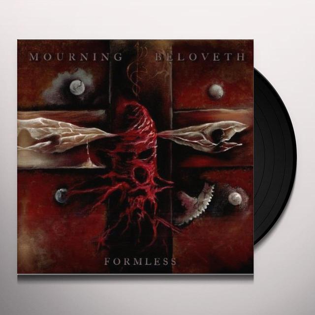 Mourning Beloveth FORMLESS (LIMITED GATEFOLD) (GER) (Vinyl)