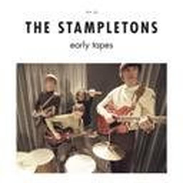 Stampletons EARLY TAPES Vinyl Record