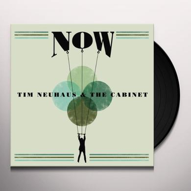 Tim Neuhaus NOW Vinyl Record