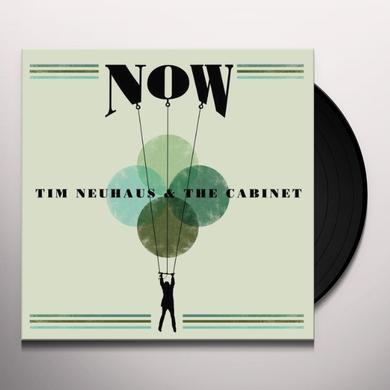 Tim Neuhaus NOW Vinyl Record