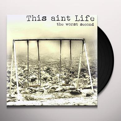 This Aint Life WORST SECOND (GER) Vinyl Record