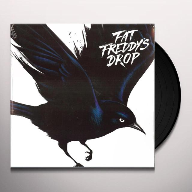 Fat Freddy's Drop BLACKBIRD Vinyl Record - Australia Import