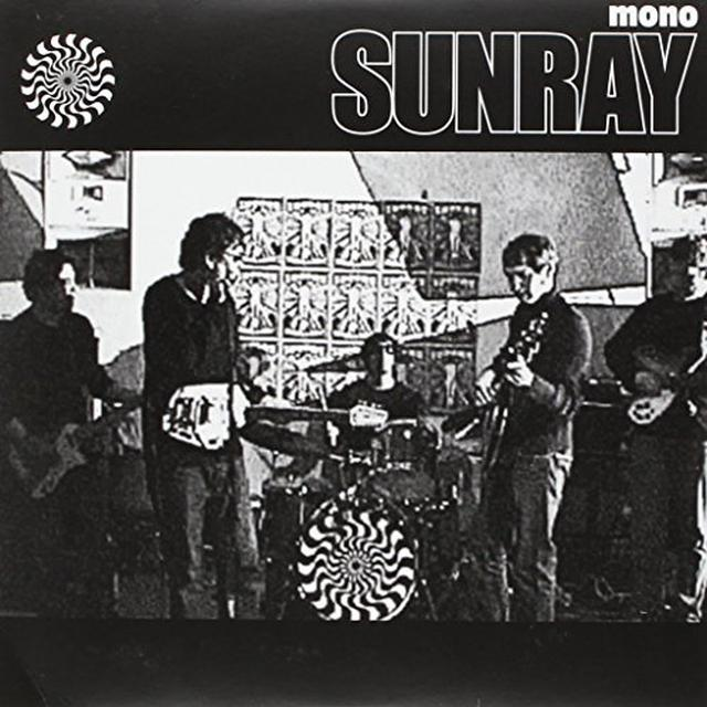 Sunray TAKE ME THERE/GOLDEN DAWN Vinyl Record - UK Import