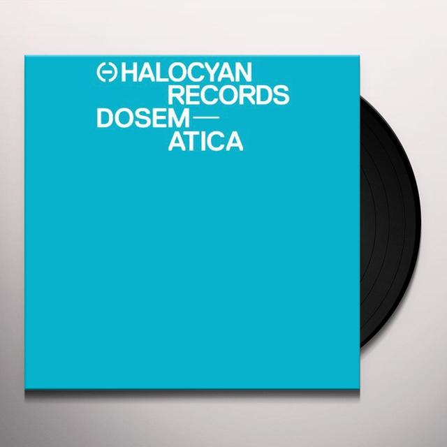Dosem ATICA Vinyl Record - UK Import