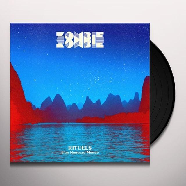 Zombie Zombie RITUELS D'UN NOUVEAU MONDE Vinyl Record - UK Import