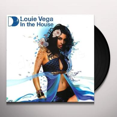 Louie Presents In The House Vega VOL. 2-LOUIE VEGA PRESENTS IN THE HOUSE Vinyl Record - UK Import