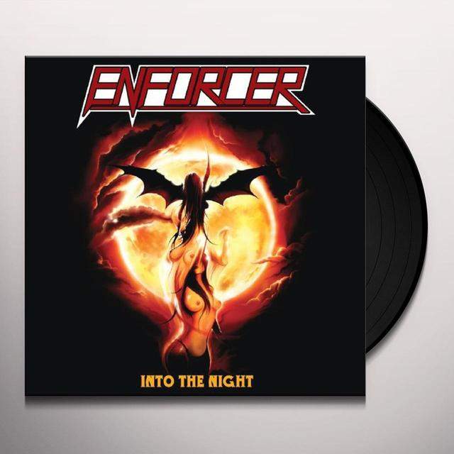 Enforcer INTO THE NIGHT (FRA) (Vinyl)