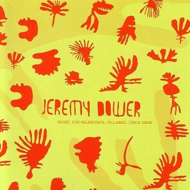 Jeremy Dower MUSIC FOR RETIREMENT VILLAGES CIRCA 2050 Vinyl Record - Australia Import