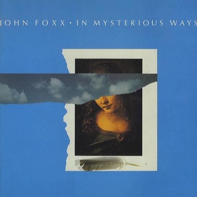 John Foxx IN MYSTERIOUS WAYS Vinyl Record