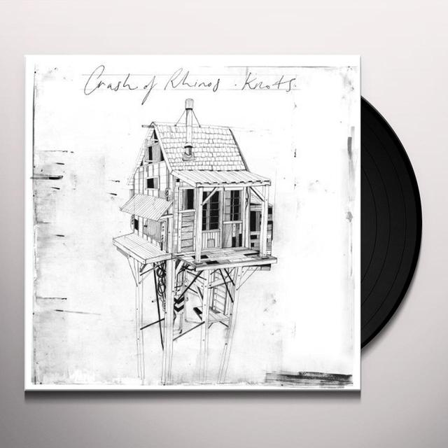 Crash Of Rhinos KNOTS Vinyl Record