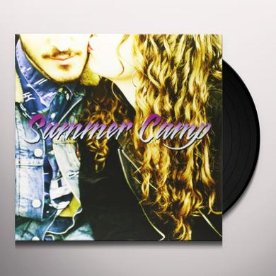 SUMMER CAMP Vinyl Record - UK Import