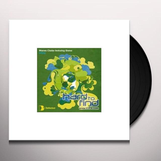Warren Clark LIFTED Vinyl Record - UK Import