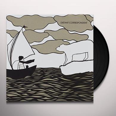Distant Correspondent SHATTER/BADLANDS Vinyl Record - UK Import