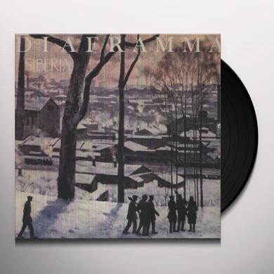 DIAFRAMMA SIBERIA Vinyl Record - Italy Import