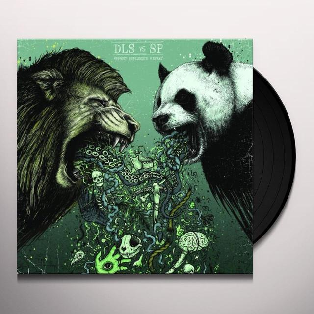 Dan Le Sac Vs Scroobius Pip REPENT REPLENISH REPEAT Vinyl Record - UK Release