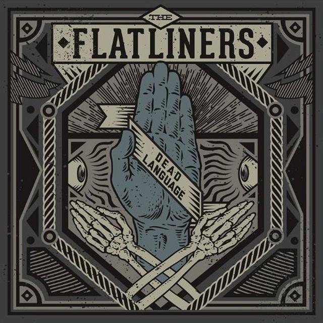 The Flatliners DEAD LANGUAGE Vinyl Record - UK Import