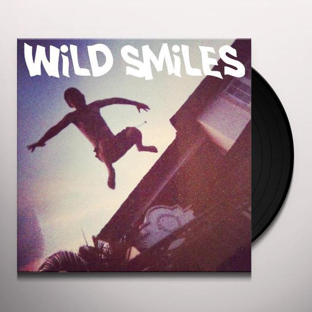 Wild Smiles TAKE ME AWAY Vinyl Record - UK Release