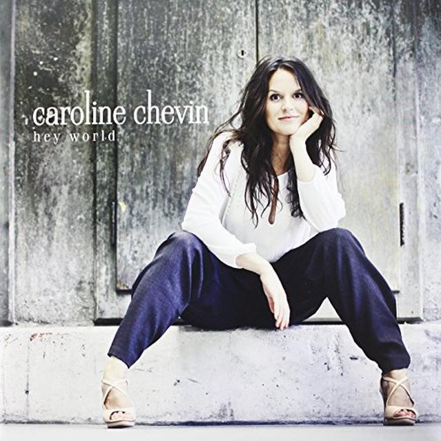 Caroline Chevin HEY WORLD (GER) Vinyl Record