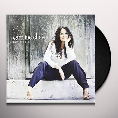 Caroline Chevin HEY WORLD (GER) Vinyl Record