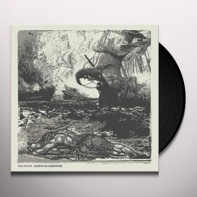 Nine Eleven LE REVE DE CASSANDRE Vinyl Record - Holland Import