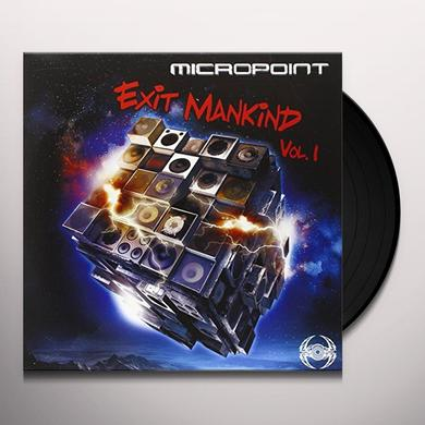 Micropoint EXIT MANKIND Vinyl Record