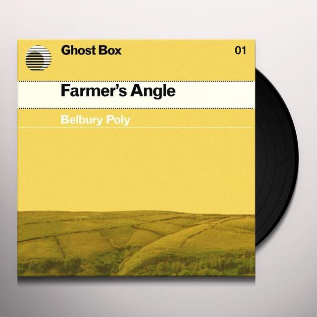 Belbury Poly FARMER'S ANGLE Vinyl Record - Holland Release