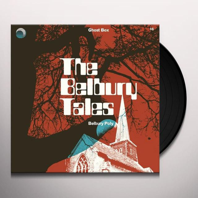 Belbury Poly BELBURY TALES Vinyl Record - Holland Import