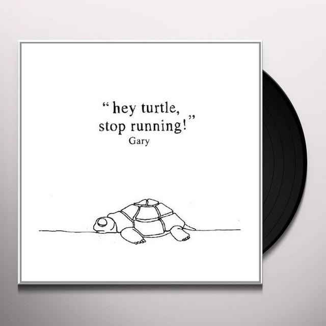 Gary HEY TURTLE STOP RUNNING! Vinyl Record - Portugal Import
