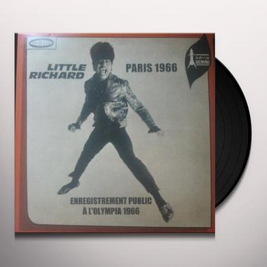 Little Richard PARIS 1966 Vinyl Record