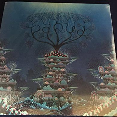 Paqua DINOSAUR ZAPPA/THE VISITOR Vinyl Record
