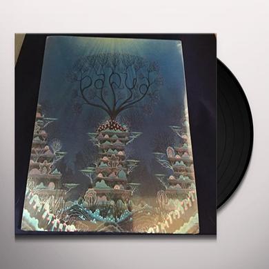 Paqua DINOSAUR ZAPPA/THE VISITOR Vinyl Record - Holland Import
