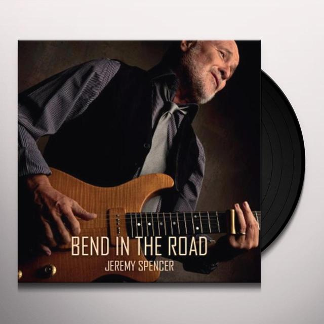 Jeremy Spencer BEND IN THE ROAD Vinyl Record - UK Import