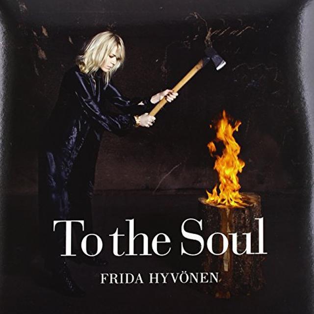 Frida Hyvonen TO THE SOUL Vinyl Record - Sweden Import