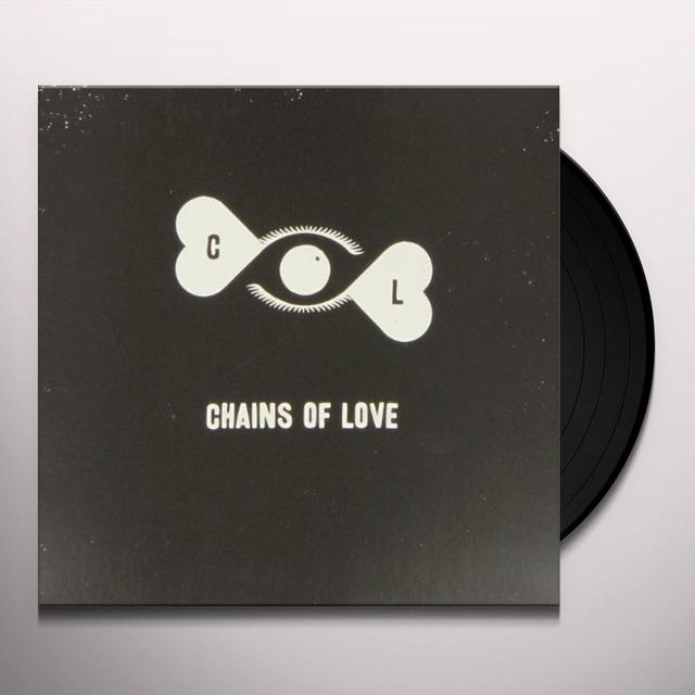 Chains Of Love IN BETWEEN/BREAKING MY HEART Vinyl Record