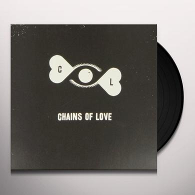 Chains Of Love IN BETWEEN/BREAKING MY HEART Vinyl Record - UK Import