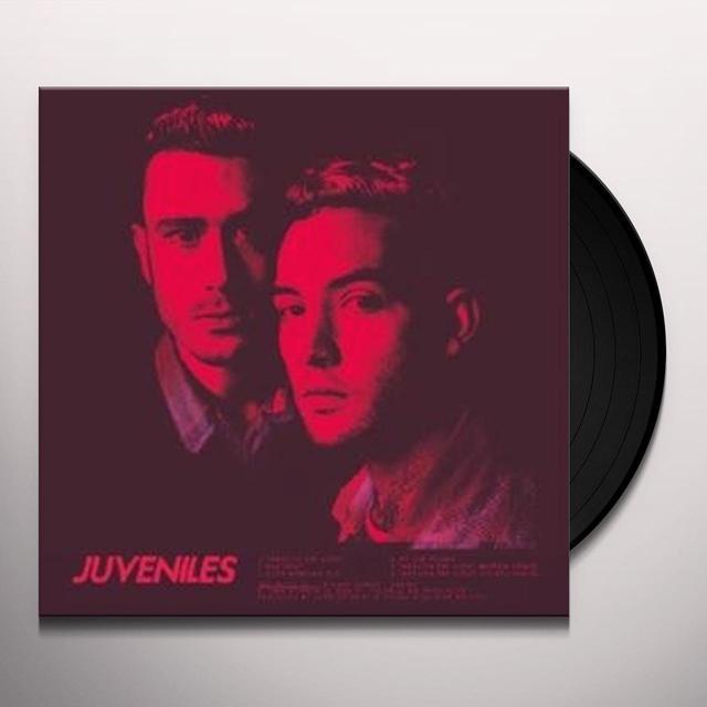 JUVENILES (FRA) Vinyl Record
